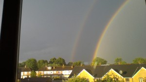 Zolder rainbow